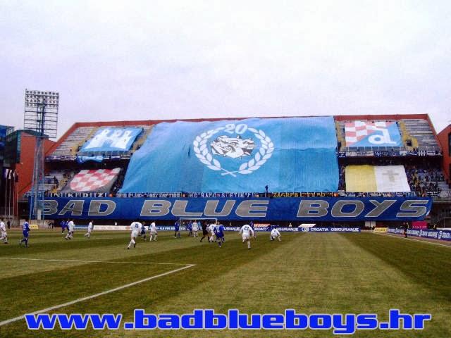 Bad Blue Boys Zagreb | Balkanski Navijaci