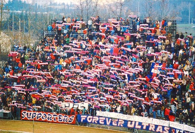 Italian Ultras Balkanski Navijaci